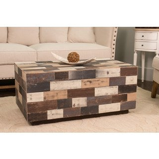 Kalama Wood Coffee Table