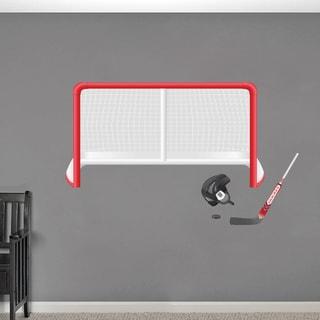 Hockey Set Printed Wall Decal