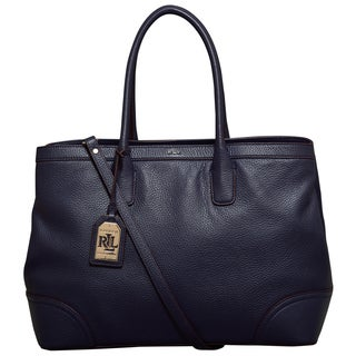 Ralph Lauren Fairfield City Marine Tote