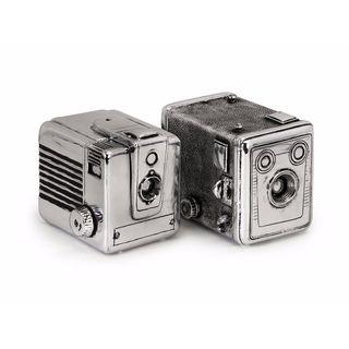 Vintage Camera Boxes (Set of 2)