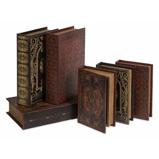 Monte Cassino Book Box Collection (Set of 6)