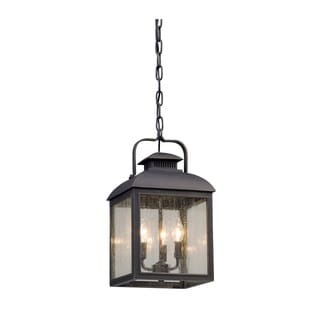 Troy Lighting Chamberlain Vintage Bronze Outdoor Pendant