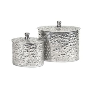Burgess Aluminum Boxes (Set of 2)