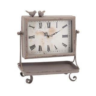 Finch Table Clock