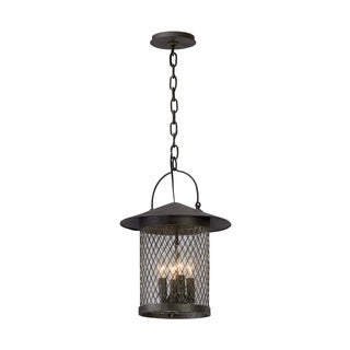 Troy Lighting Altamont French Iron Outdoor Pendant
