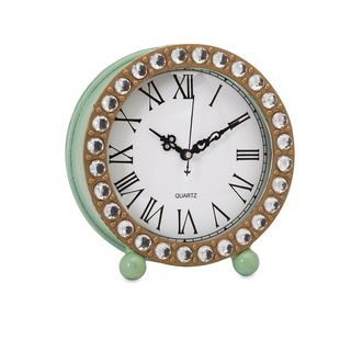 Jeweled Large Clock
