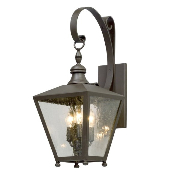 Troy Outdoor Lighting Fixtures Troy lighting mumford 22 inch bronze outdoor wall light free troy lighting mumford 22 inch bronze outdoor wall light workwithnaturefo