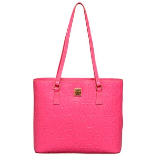 Dooney and Bourke Lexington Pink Tote Bag