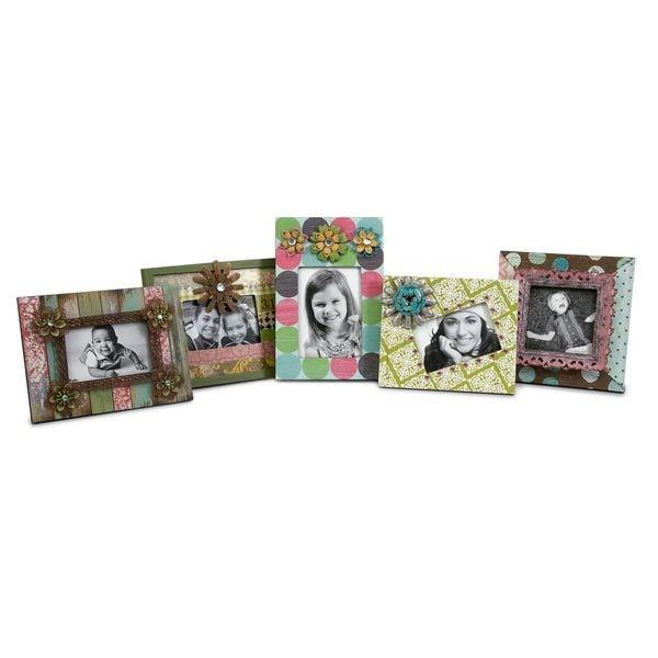 Carter Photo Frames (Set of 5)