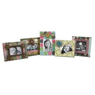 Carter Photo Frames (Set of 5)
