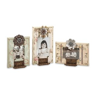 Ella Elaine Door Hinge Photo Frames (Set of 3)