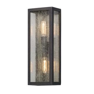 Troy Lighting Dixon 22-inch Vintage Bronze Outdoor Wall Light