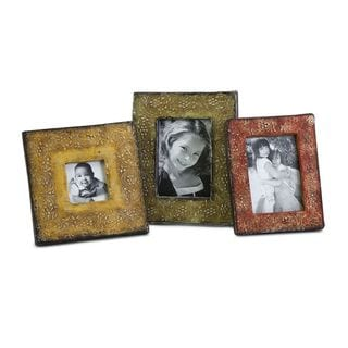 Terracotta Photo Frames (Set of 3)