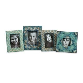 kabir hand painted frames set of 4