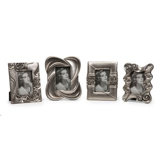Handsel Silver Frames (Set of 4)