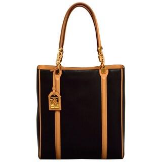 Ralph Lauren Adlington Black Tote Bag