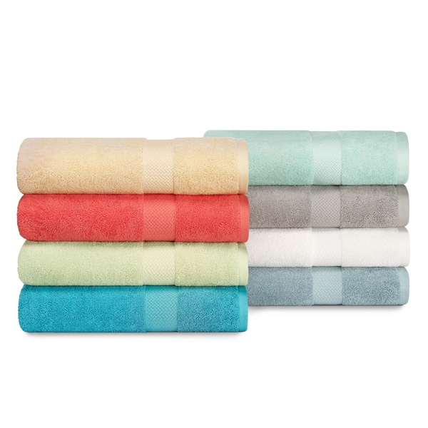 Shop Tommy Bahama Cypress Bay Terry Cotton 6 Piece Towel Set Free