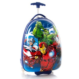 Heys Kid's Marvel Avengers 18-inch Upright Rolling Suitcase