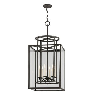 Troy Lighting Maddox 6-light Bronze Pendant