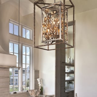 Troy Lighting Chrysalis 4-light Pendant