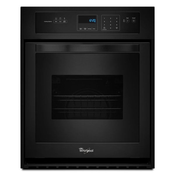 Whirlpool 24-inch Single Electric Wall Oven - Free Shipping Today - Overstock.com - 18710702