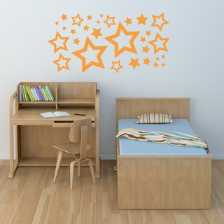 Stars Set Vinyl Wall Art Decal