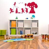 Kindergarten Vinyl Wall Art Decal