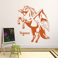 Pegasus Vinyl Wall Art Decal
