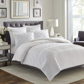 Stone Cottage Mosaic Cotton Comforter Set|https://ak1.ostkcdn.com/images/products/11802134/P18710775.jpg?impolicy=medium