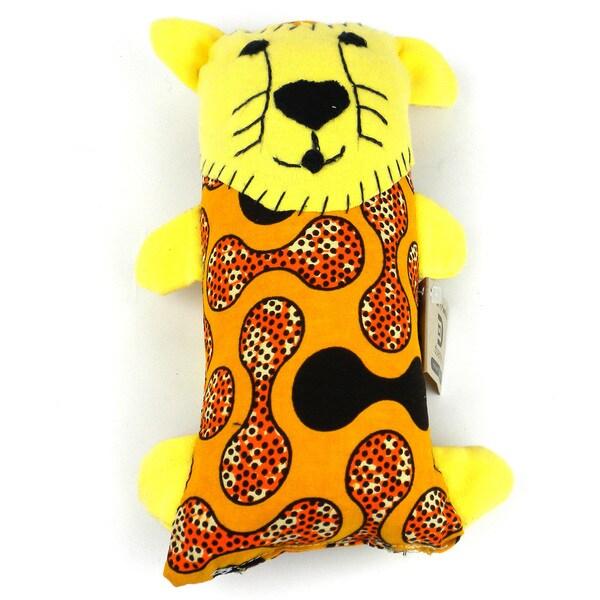 Handmade Little Friends Leopard (Malawi)