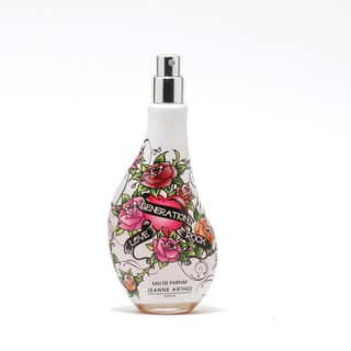 Jeanne Arthes Love Generation Rock Women's 2-ounce Eau de Parfum Spray (Tester) https://ak1.ostkcdn.com/images/products/11802237/P18710884.jpg?impolicy=medium