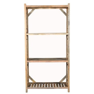 Horvath Wooden Contemporary Bookcase