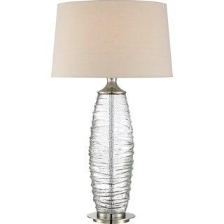Quoizel Arctic Table Lamp