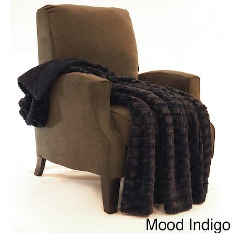BOON Fulton Faux Fur Throw Blanket