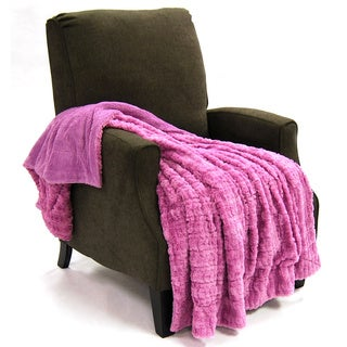 BOON Fulton Faux Fur Throw Blanket