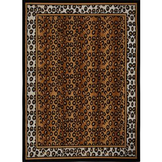 Home Dynamix Zone Collection Transitional Machine Made Polypropylene Area Rug (1'9 x 7'2)