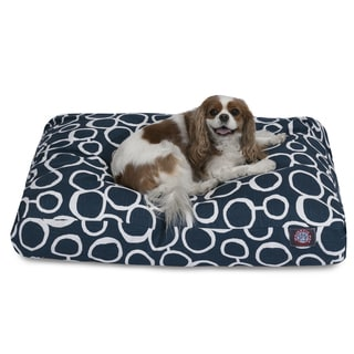 Fusion Rectangle Dog Bed by Majestic Pet