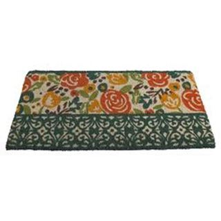 TAG Spring Floral Estate Coir Mat