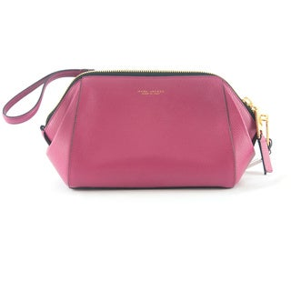 Marc Jacobs Pink Leather Incognito Doctor Pouch