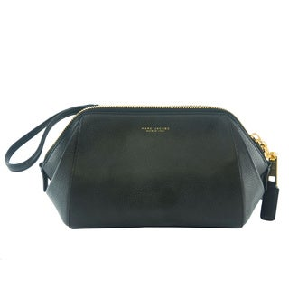 Marc Jacobs Black Leather Incognito Doctor Pouch