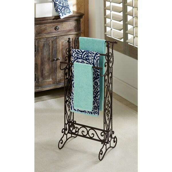 Narrow Quilt or Towel Rack