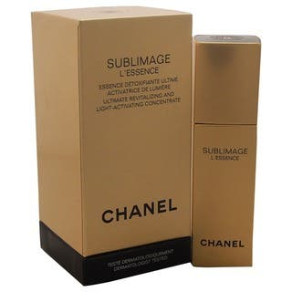 Chanel Sublimage L'Essence Ultimate Revitalizing and Light-Activating 1-ounce Concentrate|https://ak1.ostkcdn.com/images/products/11804110/P18712604.jpg?impolicy=medium