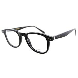 Celine CL 41404 807 Black Plastic 47mm Square Eyeglasses