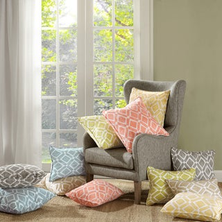 Madison Park Ella Printed Oblong Pillow Set of 2