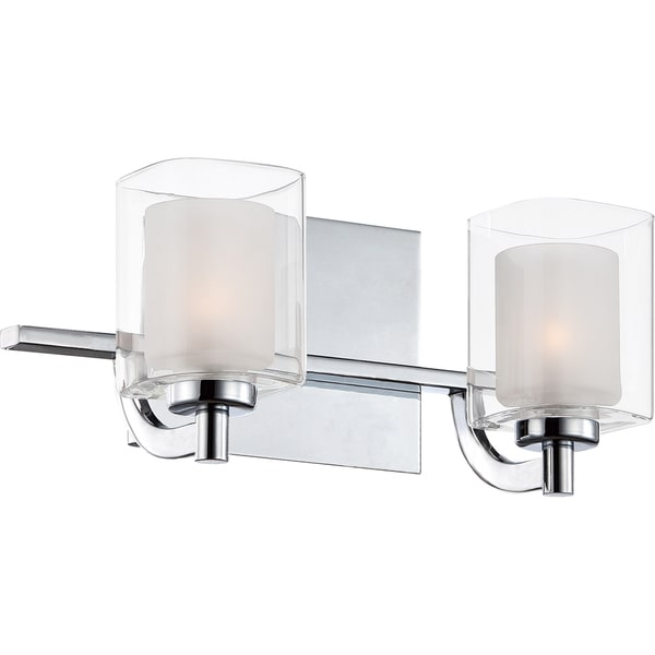 2 light bathroom fixture quoizel kolt collection 2 light bath fixture free 15265