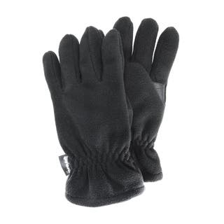 Men's Black Fleece Waterproof Gloves|https://ak1.ostkcdn.com/images/products/11804829/P18713144.jpg?impolicy=medium