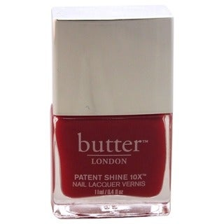 Butter London Her Majesty's Red 10X Nail Lacquer