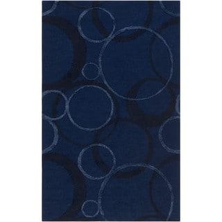 Hand Tufted Paseo Wool/Viscose Rug (9' x 13')