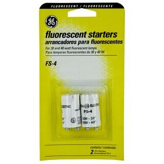 GE Fluorescent Starter