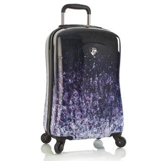 Heys Fashion Spinners Ombre Dusk Hardside 21-inch Carry-on Suitcase